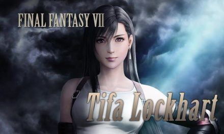 The Beauty of Final Fantasy 7, Tifa Lockhart is Available Now in Dissidia NT!