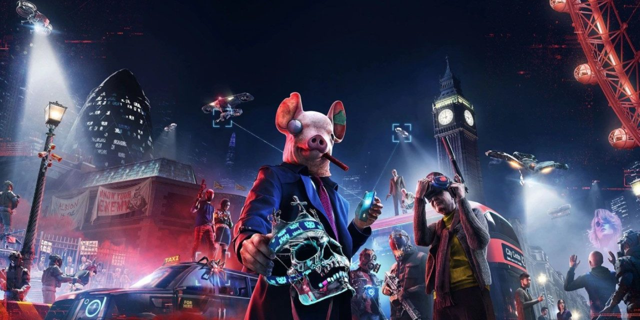 Watch Dogs Legion teams up with HitRecord for 10 music projects