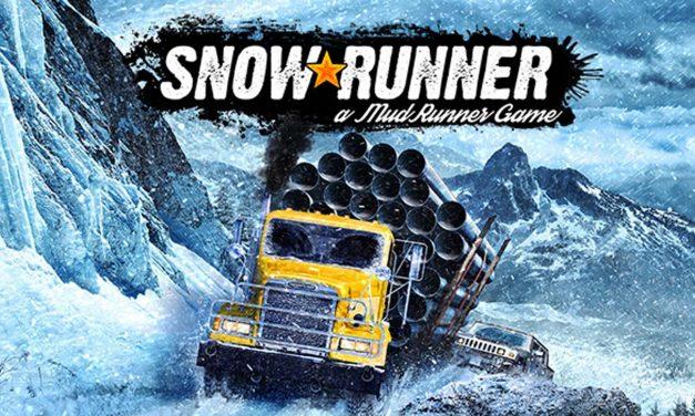 SnowRunner Debuts At Gamescom