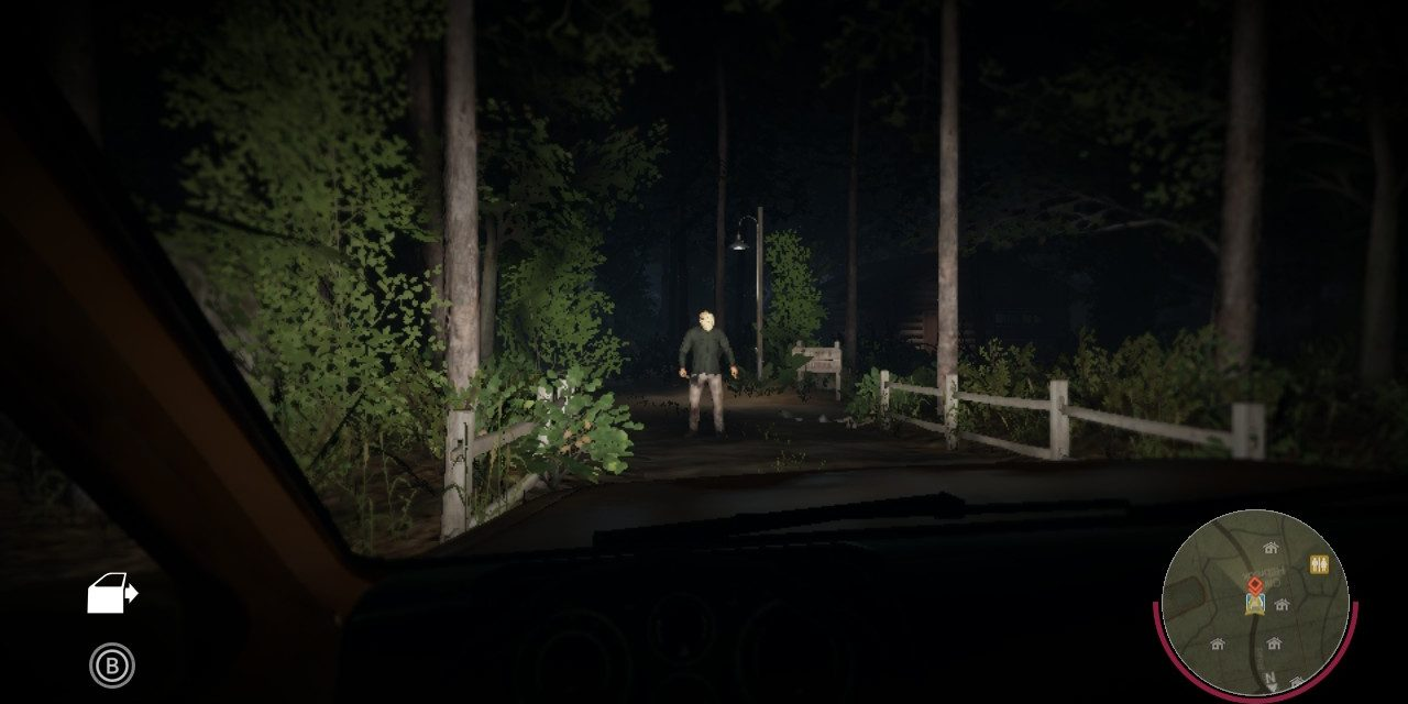 Jason Is Back On A Nintendo Platform After 30 Years