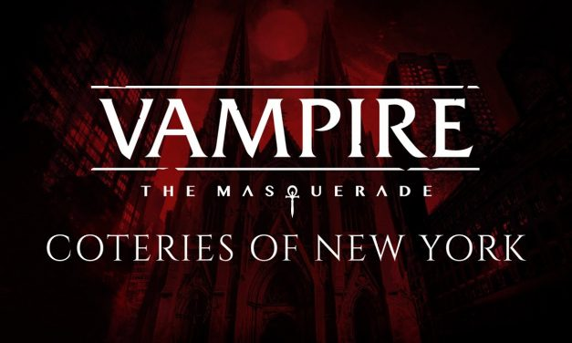 New Announcement Trailer for Vampire The Masquerade: Coteries of New York