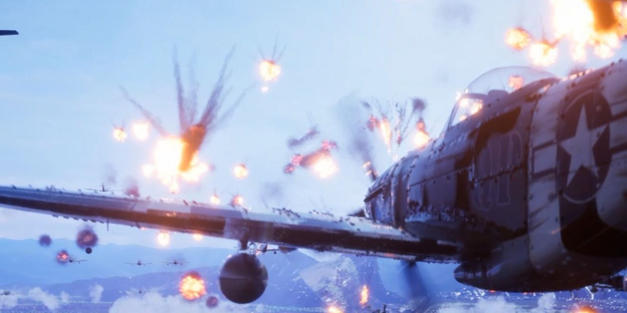 Dogfighter WW2 Coming Exclusively To PS4