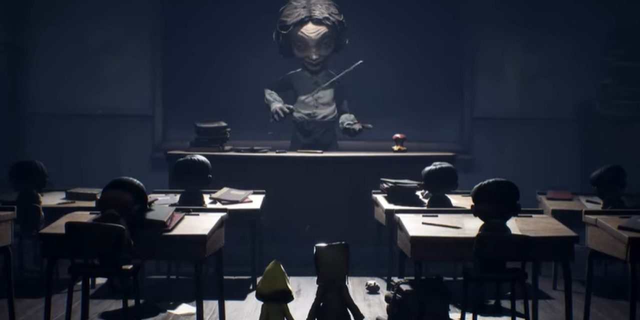 Little Nightmares 2 has sadistic teachers, Poltergeist vibes, and hints of co-op