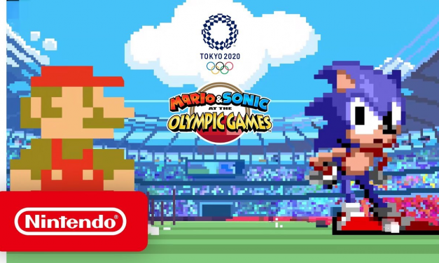 Mario & Sonic at the Olympic Games Tokyo 2020 Brings 2D Events