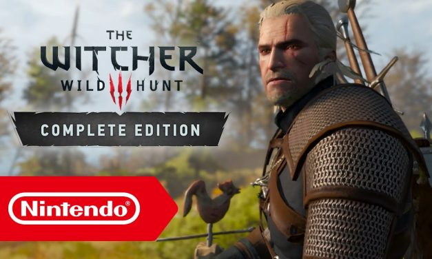 The Witcher 3 Hits Switch This October