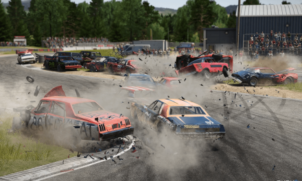 Wreckfest Launch Trailer