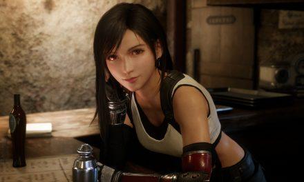 Final Fantasy 7 Remake Opening Cinematic and Screenshots