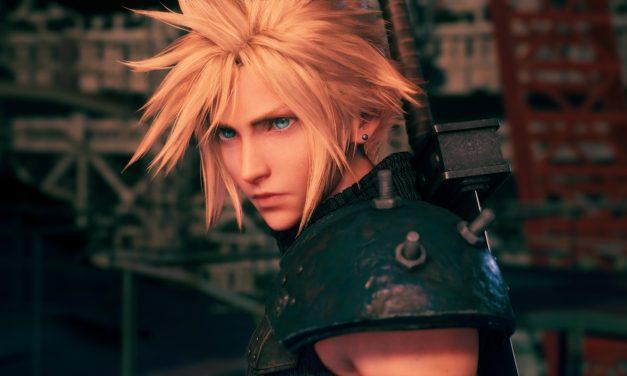 Final Fantasy 7 Remake Game Awards Trailer Focuses on Cloud Strife!