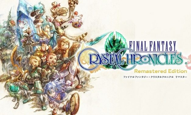 Final Fantasy Crystal Chronicles Remastered Edition Coming This January