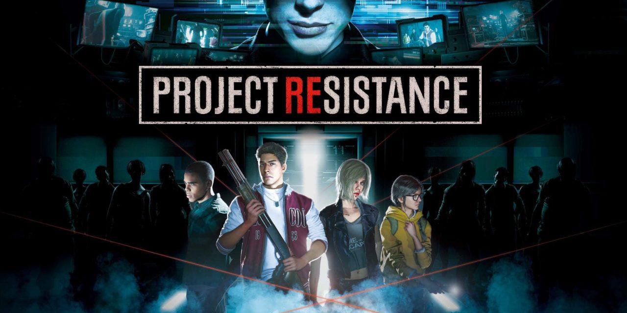 Capcom Announces Project Resistance