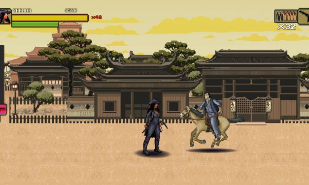 Preview: Samurai / Gunslinger