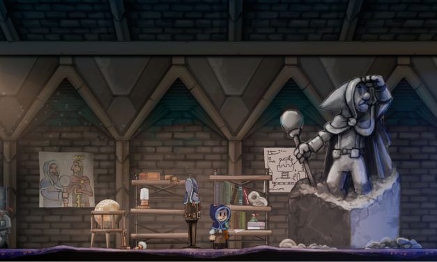 Physical Version For Teslagrad Now Available For Switch And Vita