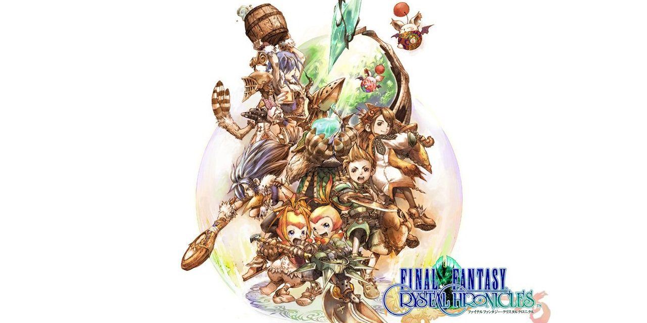Final Fantasy Crystal Chronicles Remastered Pre-Order Theme For PS4 Revealed