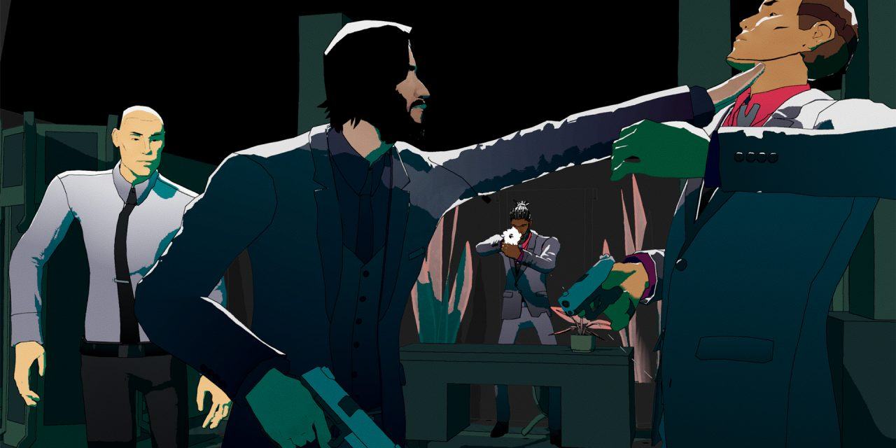 John Wick Hex Launches Next Month