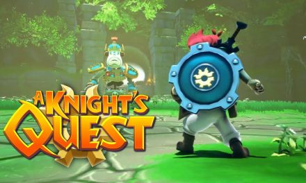 Zelda-esque Action Adventure Title, A Knight's Quest Coming This Fall
