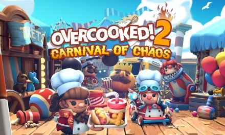 New DLC Out For Overcooked 2!