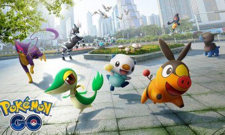 Unova Region Pokémon Available Now in Pokémon Go