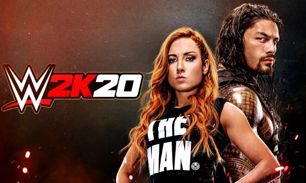 Wrestling Gameplay on Show in the New WWE 2K20 Trailer