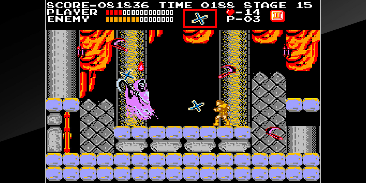 Arcade Archives VS. Castlevania Out Now