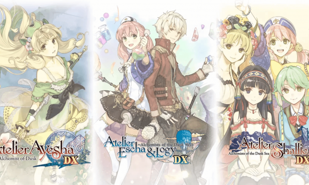 Atelier Dusk Trilogy Coming Next January