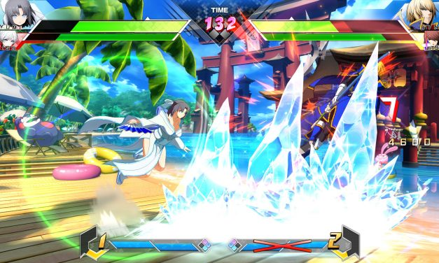 BlazBlue: Cross Tag Battle 2.0 Coming Next Month