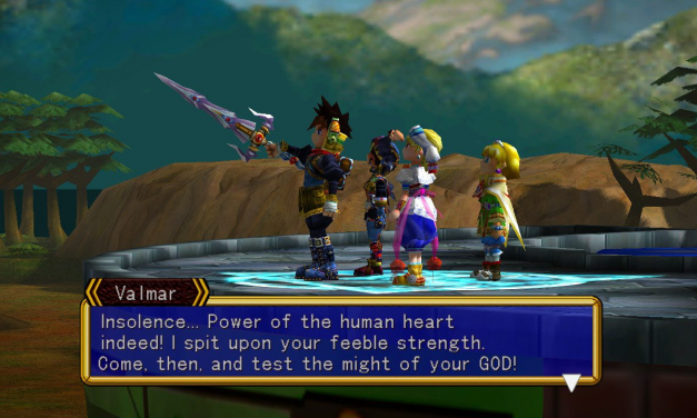 Grandia HD Remaster Now Available For PC