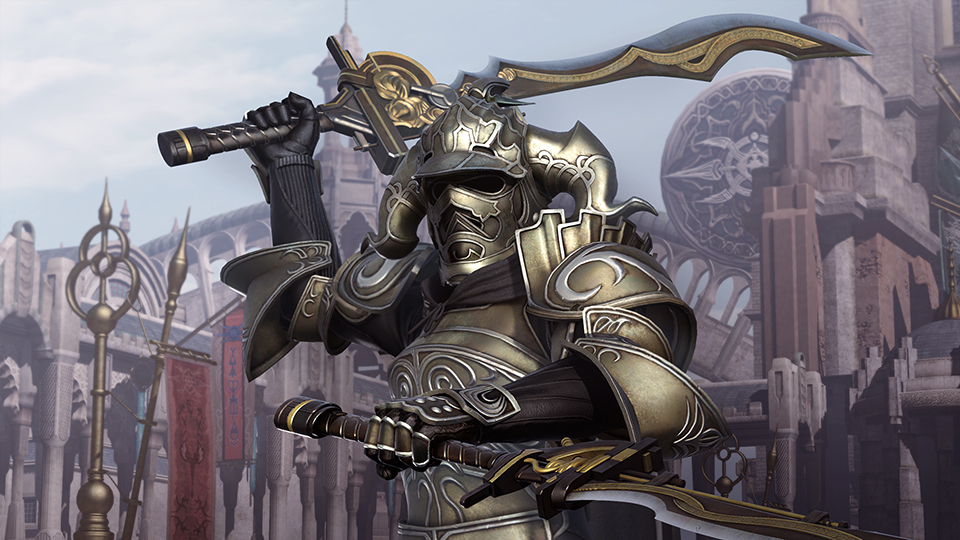 Judge Magister Gabranth Joins The Dissidia Final Fantasy NT Roster