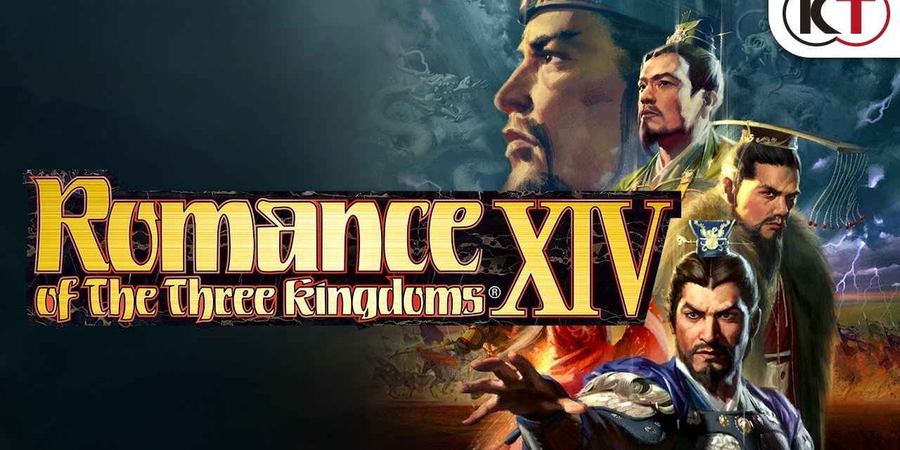 Romance of The Three Kingdoms XIV Releasing Next February