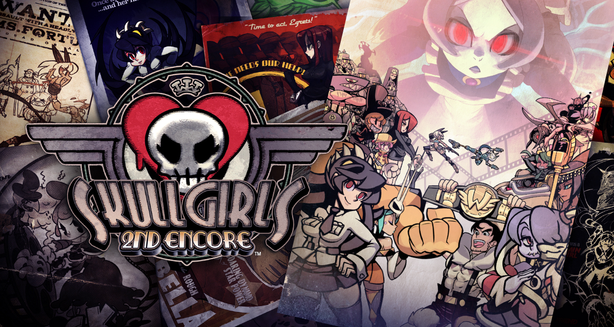 Review: Skullgirls 2nd Encore