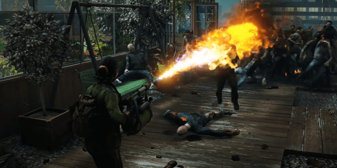 World War Z Kill It With Fire Update Now Live