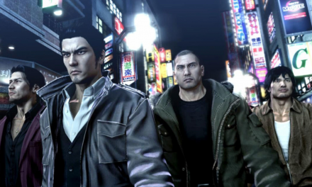 Yakuza 4 Remaster Out Now On PSN