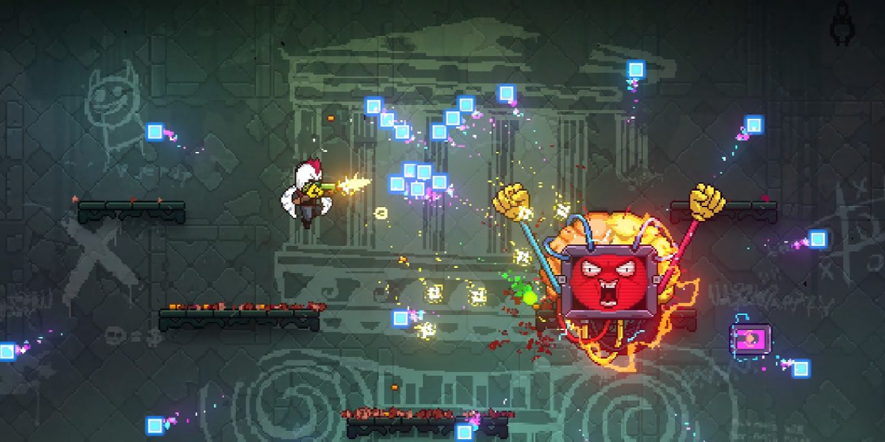 Neon Abyss Demo Out Now On PC