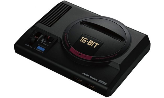 The Past Returns To The Present As Sega Mega Drive Mini Launches