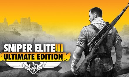 Sniper Elite 3 Ultimate Edition Now Available For Nintendo Switch