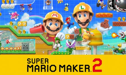 Nintendo Quietly Added Multiplayer To Super Mario Maker 2