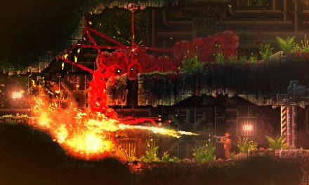 Carrion Will Launch Simultaneously on PC and Xbox One