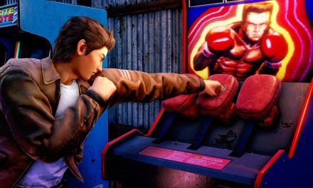 Shenmue 3 Makes an Appearance Today After an 18 Year Hiatus