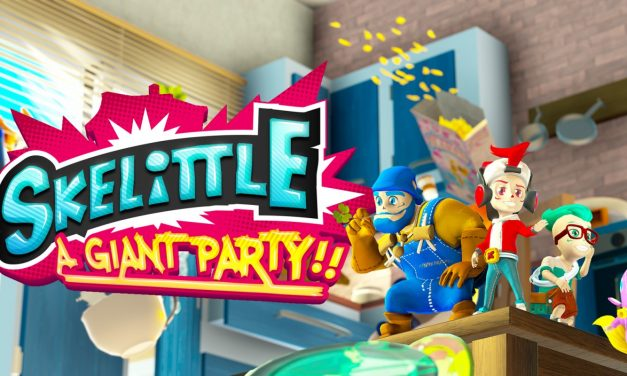 New Party Compilation Now On PC and Switch