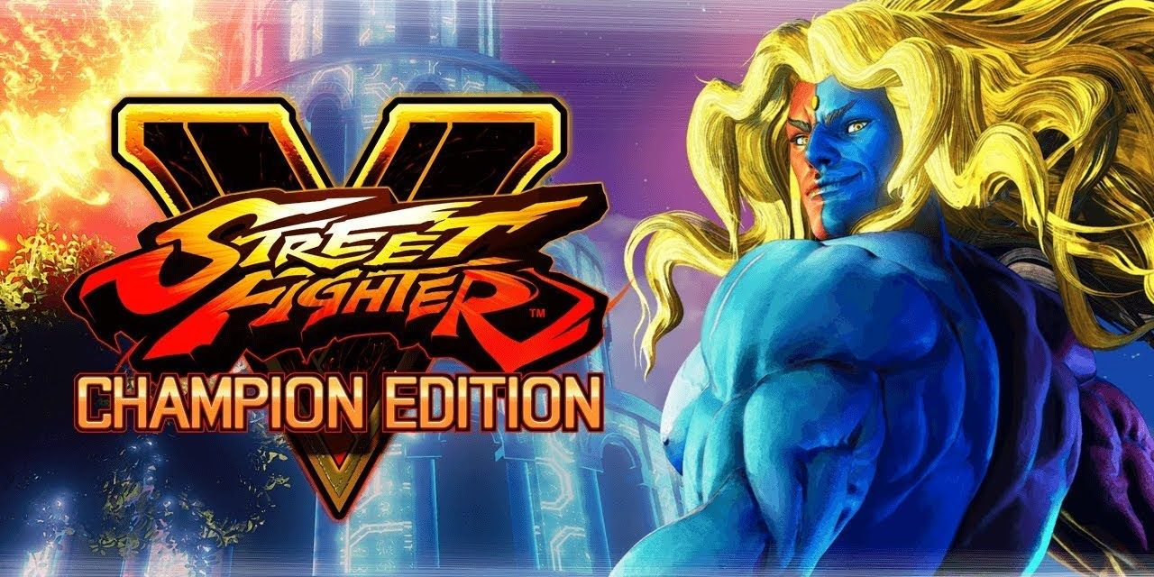 Street Fighter V Champion Edition Announced