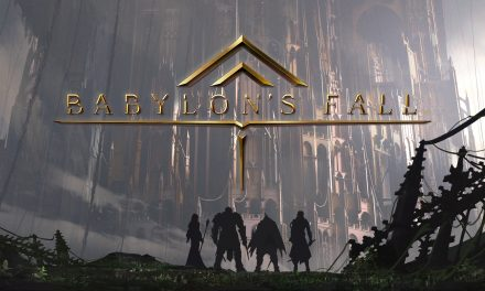 Get a Glimpse at Babylon's Fall