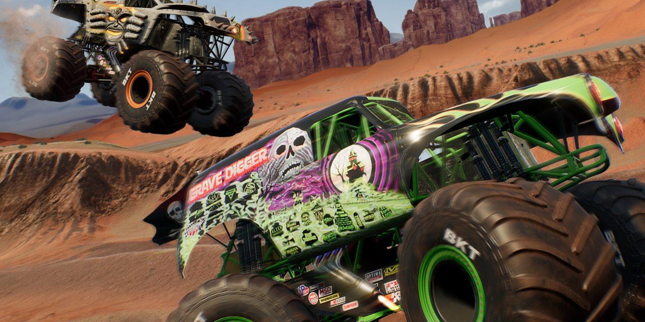 Monster Jam Steel Titans Massive Update Available