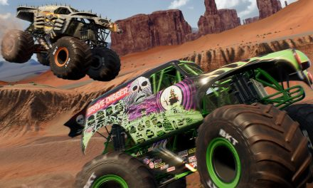 Monster Jam Steel Titans Massive Update Available