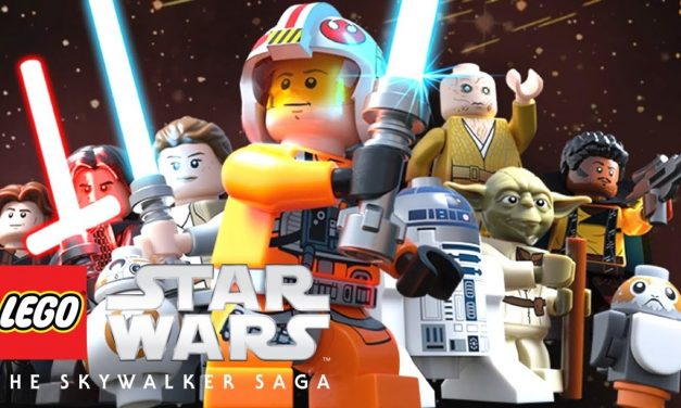 LEGO Star Wars: The Skywalker Saga Brings Together All The Movies Under One Roof