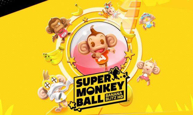 Super Monkey Ball: Banana Blitz HD Rolls To Steam Next Week
