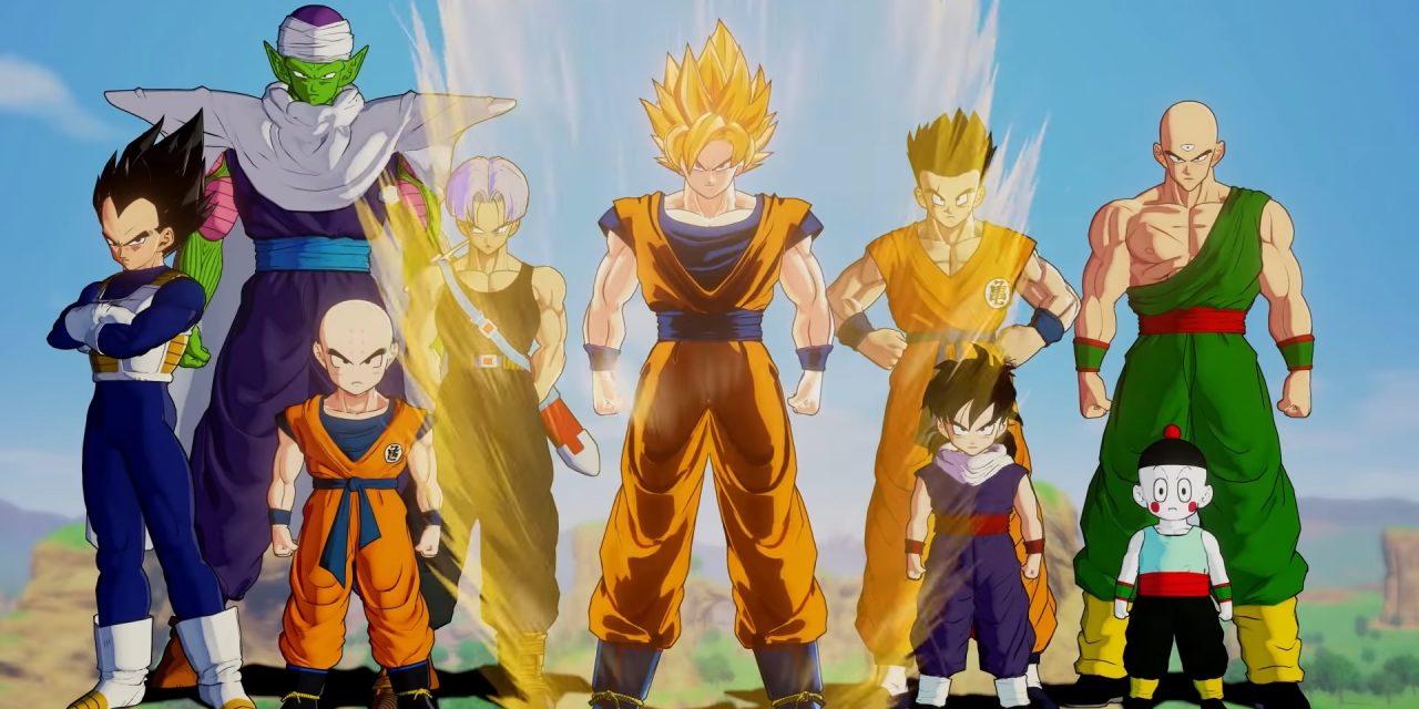 Dragon Ball Z: Kakarot Launch Trailer