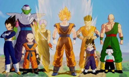 Dragon Ball Z Kakarot Opening Cinematic Hits You With Nostalgia!
