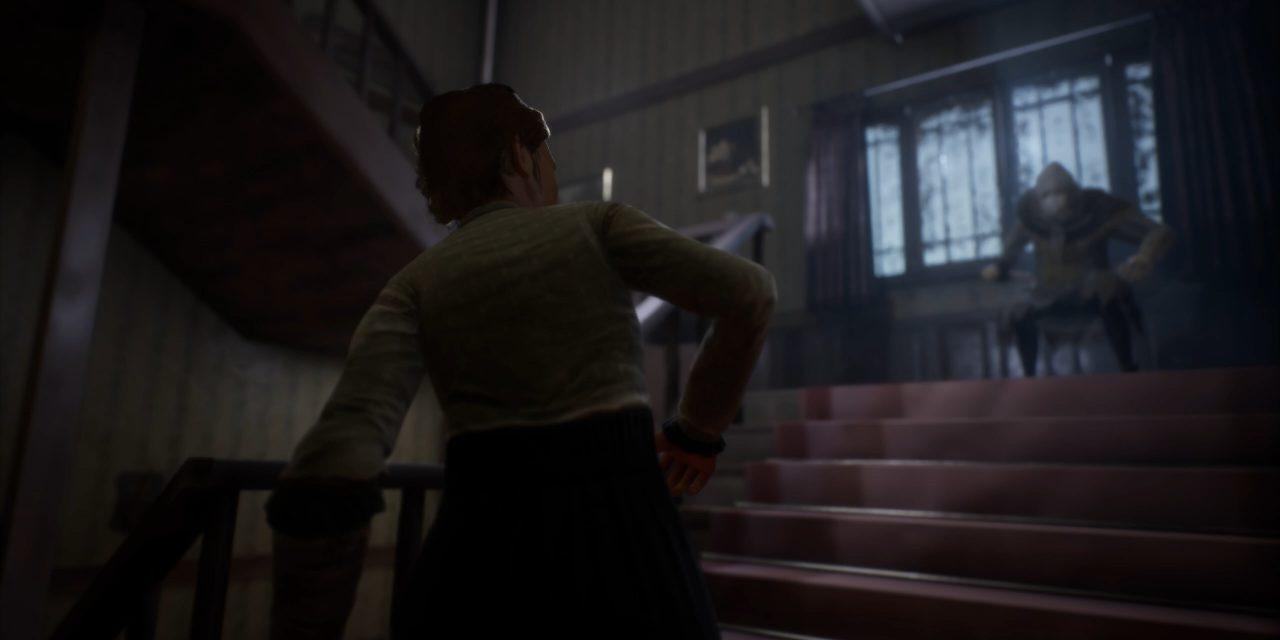 Creepy New Remothered: Broken Porcelain Trailer For The Holidays!