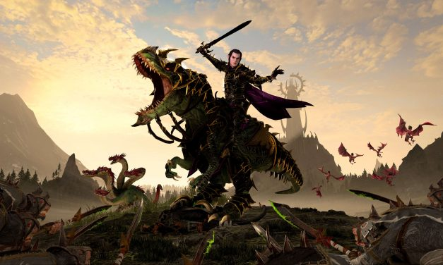 The Shadow & the Blade Campaign Coming To Total War: Warhammer II