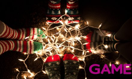 Retailer Game Let's You Trade-In Unwanted Xmas Socks for Extra Trade-In Money