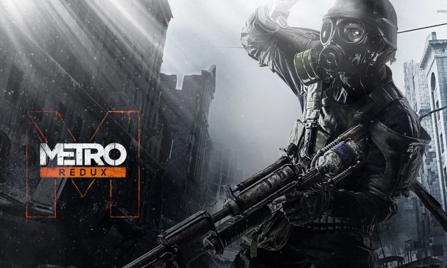Metro Redux Coming To Switch